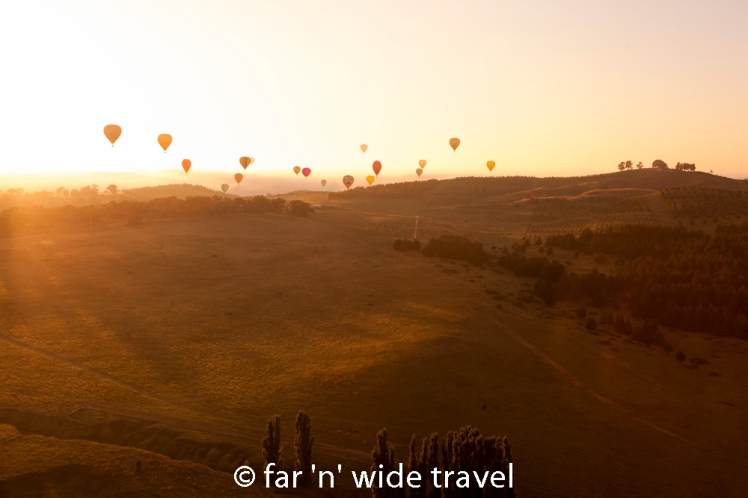 Hot Air Ballooning Canberra